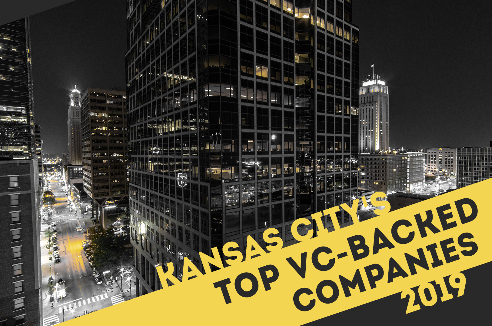 Kansas City's Top VC-Backed Companies in 2019